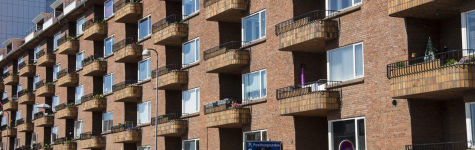 Almenbolig, lejligheder i København
